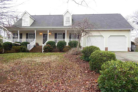 3 Black Knob Court, Greenville 29609 $190,000